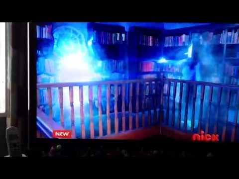 House of Anubis nina puts on the mask - YouTube