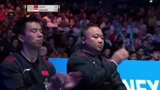 Yonex All England Open 2017 | Badminton F M4-MD | Li/Liu vs Gid/Suk