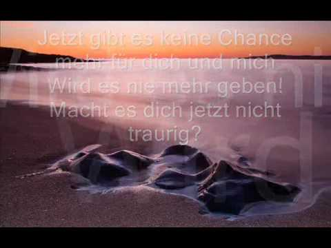 Justin Timberlake Cry me a river (Deutsch)