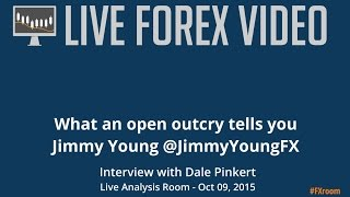 Jimmy Young @JimmyYoungFX: What an open outcry tells you