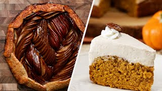Hearty Thanksgiving Desserts • Tasty Recipes
