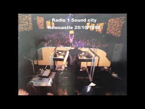 Radio 1 Sound City Newcastle 25/10/1998