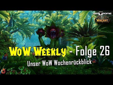 WoW Weekly - KW 26 (2016) | PvP Q&A, Legion Comic und mehr!