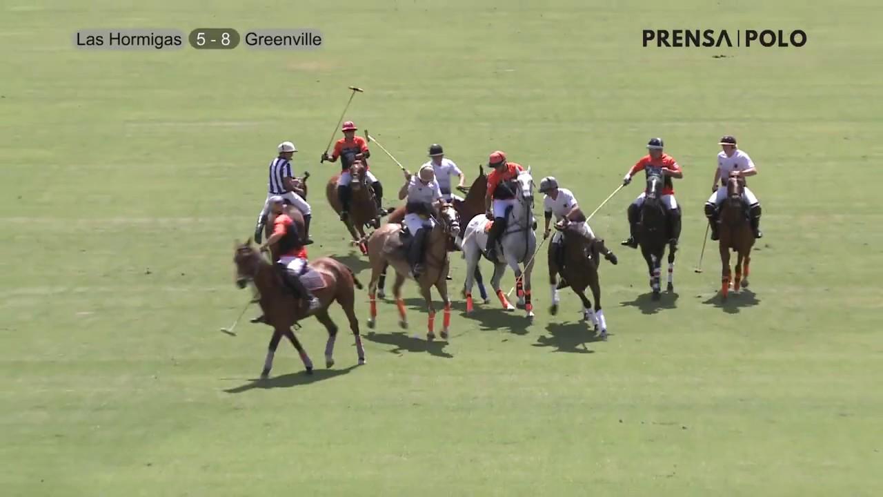 Greenville vs Las Hormigas, el partido completo (CPS2 Palermo)