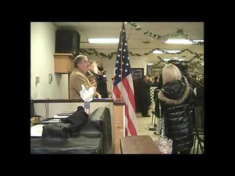 Legion Post 20 Veterans Day  11-11-13