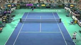 Virtua Tenis 4 pc US OPEN