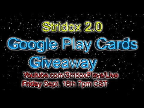 Lords Mobile Stridox 2.0 | 2,000 Subscriber GOOGLE PLAY CARDS GIVEAWAY!!!!