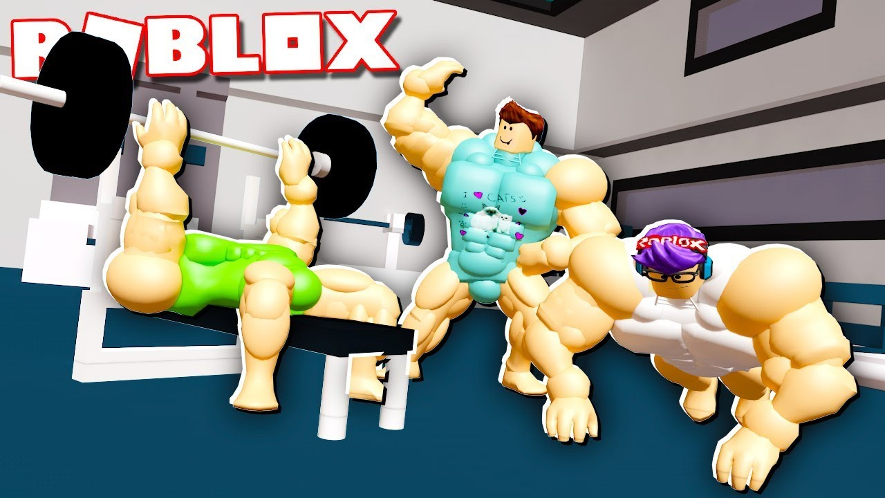 Roblox Adventures - LIFT THE HEAVIEST WEIGHT IN ROBLOX! (Weight Lifting Simulator 2)