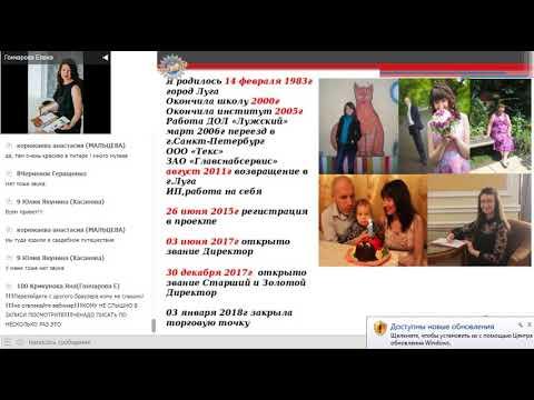 История Успеха. Открыто звание Золотой Директор Елена Гончарова