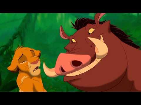 kralj lavova crtani film