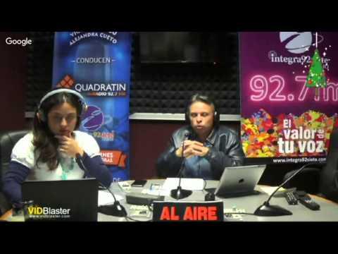 Quadratin Radio 14 Diciembre 2015