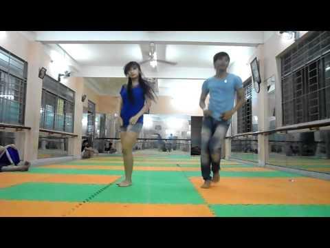 Dance cover Lovey Dovey - T-ara by Kelbi và Kitty