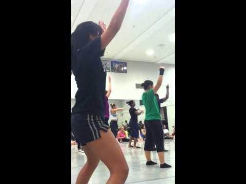 Mande Dance Class, Wheaton Col