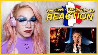 FRANCE - Tom Leeb - The Best in Me | Eurovision 2020 REACTION
