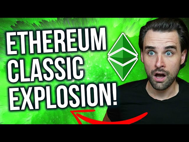 🔴LIVE:  Ethereum Classic Exploding! What you must know!