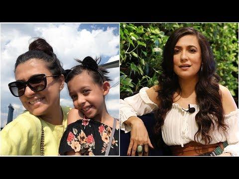 Mini Mathur talks about her travel show 'Mini Me' with daughter Sairah
