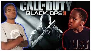 One of iMAVERIQ's most viewed videos: NAPPY HEADED BOY GOT GUN SKILLS !! - Black Ops 1 v 1 (Round 1) #ThrowbackThursday ft. Juice & Trent