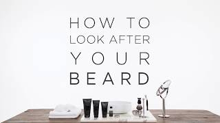 How To Look After Your Beard | Men's Grooming With Chris Perceval | River Island Man