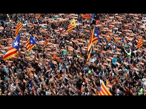 Sovereignty of Catalonia and respect of political rights
