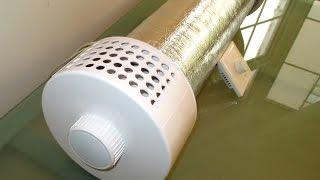 Вентиляция квартир, домов, офисов. Стеновой клапан с рекуперацией тепла(, 2016-05-21T21:43:12.000Z)