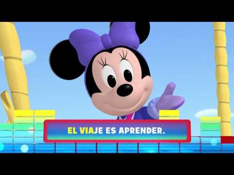Disney Junior España | Disney Junior Music Party: ¡Viaja conmigo!
