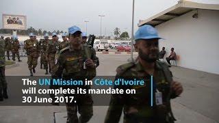UN mission in Côte d'Ivoire completes mandate thumbnail