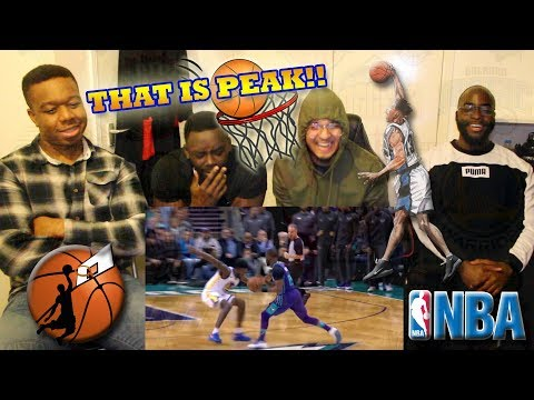 BRITISH BOYS REACT TO BEST NBA CROSSOVERS & ANKLE BREAKERS!!