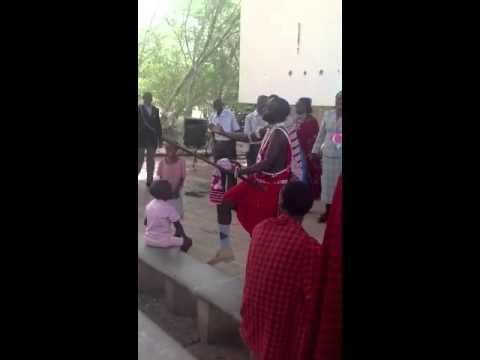 Maasai gospel-Magadi