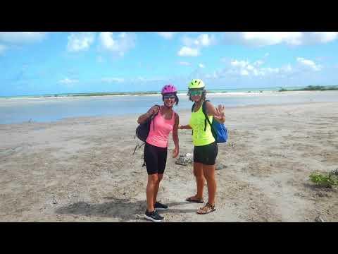 Barbuda Island in E-bike dove solo Antigua+39 ti accompagna..!!!