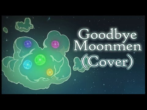 Goodbye Moonmen (Cover) - Rick And Morty