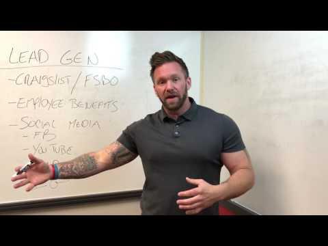 Lead Generation Hacks Training