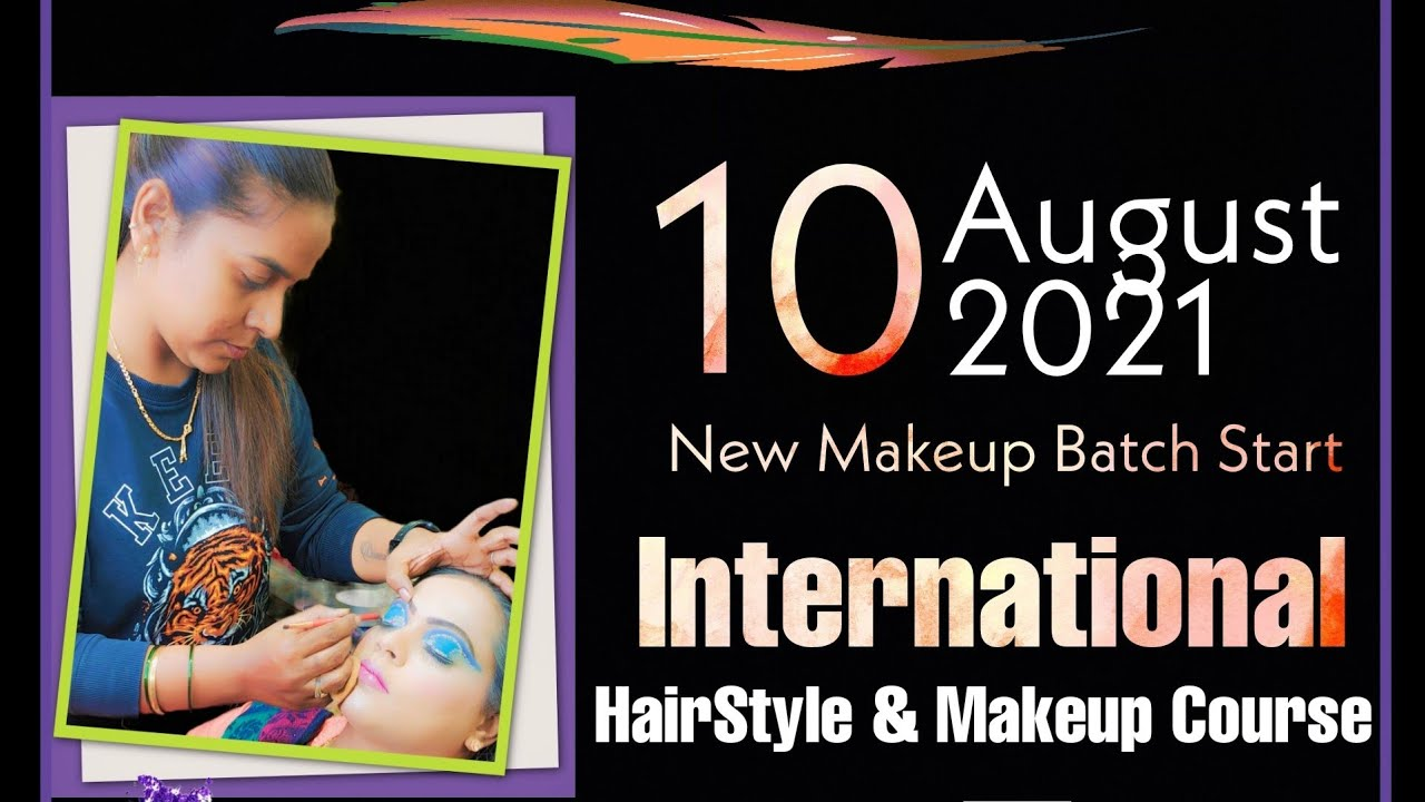 10August New Makeup Batch Start Admission Contact 9923292223 #short