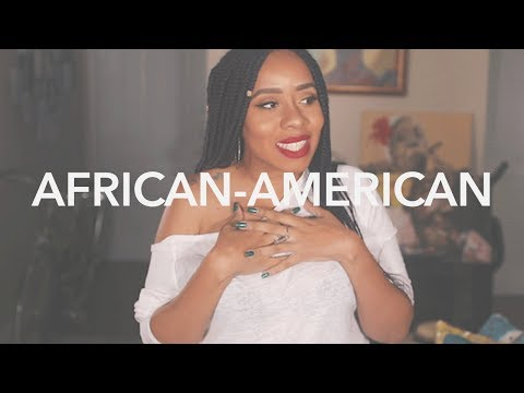 African-American | #Blessed