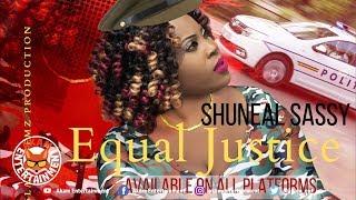 Shuneal Sassy - Equal Justice - June 2019