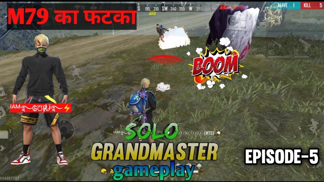 Download Road to Grandmaster season-19 | solo Grandmaster push | solo Grandmaster gameplay | episode-5