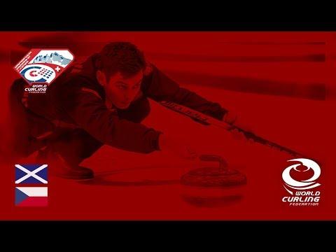 Scotland v Czech Republic - Semi-finals - World Mixed Curling Championship 2017
