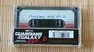 Guardians Of The Galaxy: Awesome Mix Vol.2 (MC) SOUNDTRACK