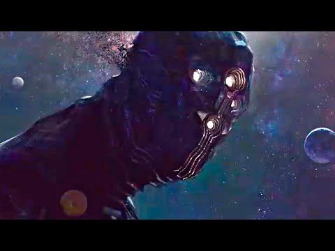Первый взгляд на Галактуса в киновселенной Марвел! Разбор официального концепт-арта Вечных