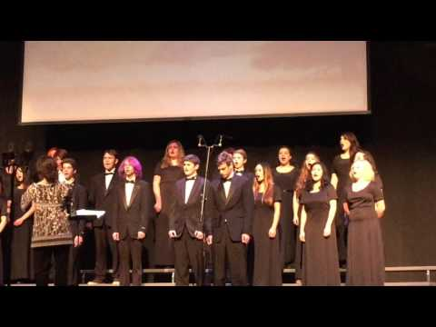 Soquel High School sings Heaven