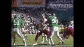 1994 FOX Sports Promo (NFL on FOX Week 16: TB vs  WAS)