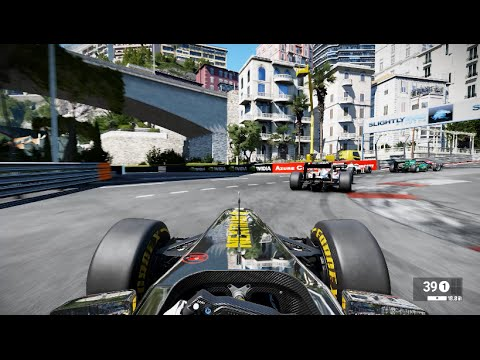 project cars f1 monaco circuit 4k pc ps4 xbox one gameplay youtube. Black Bedroom Furniture Sets. Home Design Ideas