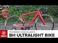 Thomas Voeckler's BH Ultralight Pro Bike | Tour de France 2017