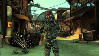 Tales from the Borderlands: Xbox One gameplay