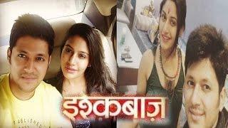Ishqbaaz Anika AKA Surbhi Chandana And Boyfriend PICTURES REVEALED