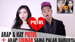 Download Video Reza Oktovian Putus Sama Kay & Ciuman Sama Pacar Barunya , Wow MP3 3GP MP4