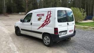 Klaravik.se - PEUGEOT PARTNER 1,9 TD