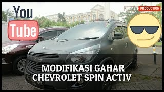 Hotabis Otomotif #5 Modifikasi Gahar Chevrolet Spin Activ 1.5 AT 2015