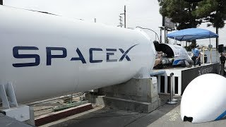 SpaceX's Hyperloop Pod speed competition