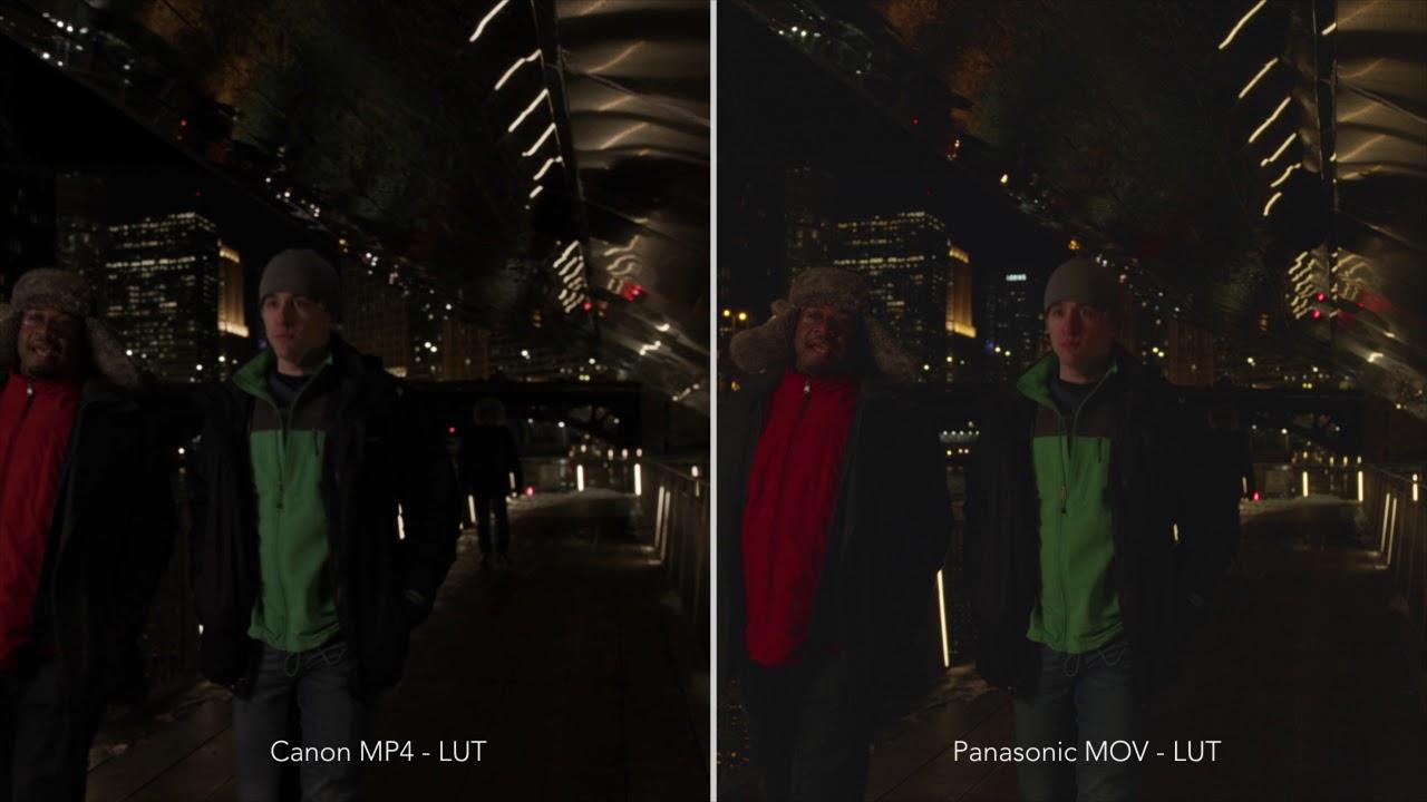 Zacuto Canon C200 vs  Panasonic EVA1 Shootout: The Results