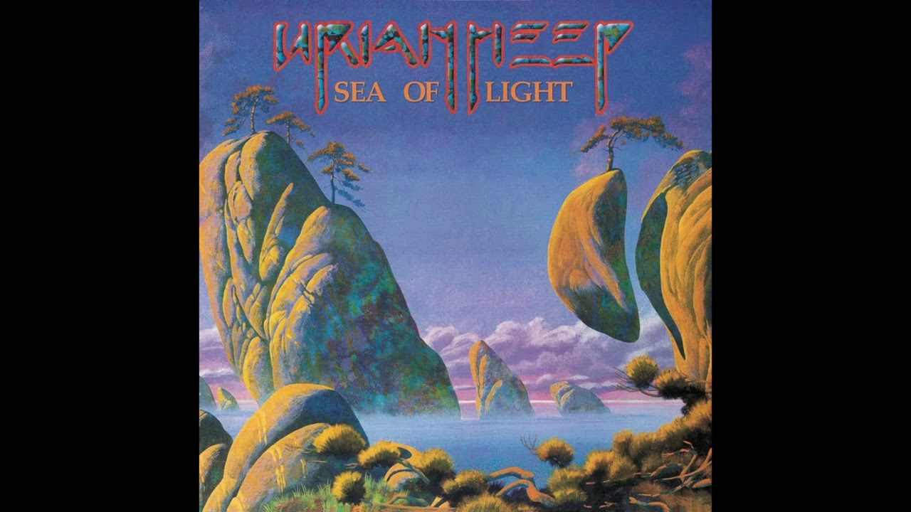 Uriah Heep Sail The Rivers Sea Of Light Sessions Youtube